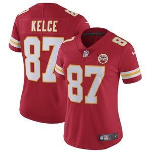 Women's Kansas City Chiefs Travis Kelce Jersey